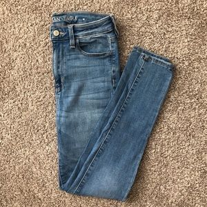 AE | Size 4R Next Level Stretch High Rise Jegging